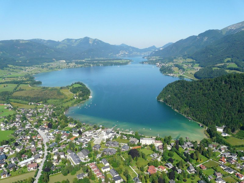 Strobl am Wolfgangsee - Quelle: WTG